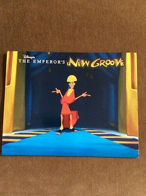Disney Lithograph Movie wholesale lot Emperors new groove x30 new posters