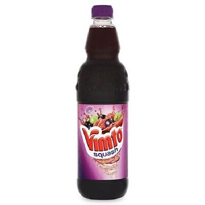 Vimto Original Mixed Fruit Concentrated Drink - 725 ml