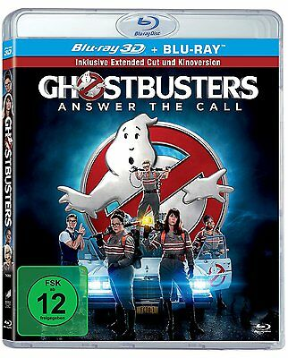 3d Blu Ray* Ghostbusters *TOP wie neu