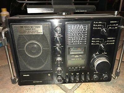 Radio Philips 990 portable Worldreceiver