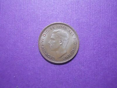 Gbr316 - Great Britain - 1/2 Penny - 1942