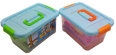 4 Pounds Two Colors Kinetic Sand with Two molds