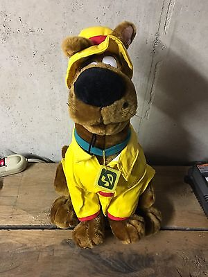 "2 18"" Scooby Doo Plush Dogs"