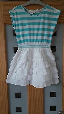 young girls h&m summer dress, age 6-7 years.