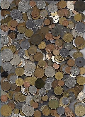 World Coins Mixture Lot Number 83 - 5 Pounds