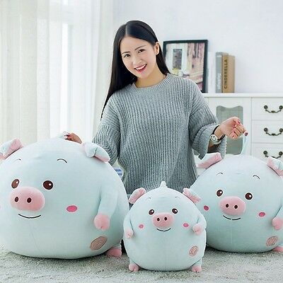Cloth Doll Cute Pig Plush Toys Pillow Cushion Animals Stuffed Plush Doll Kids