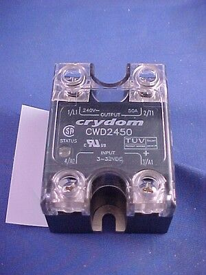Crydom Cwd2450 Solid State Relay