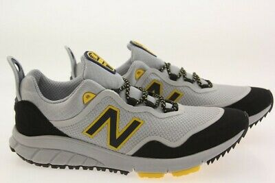 3957f5fd64 New Balance Men 801 Vazee Outdoor MVL801AG gray micro chip black yellow  MVL801AG