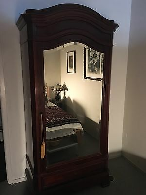 Antique French Armoire Wardrobe