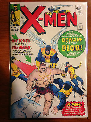 X-Men 3  1st Appearance of the Blob!