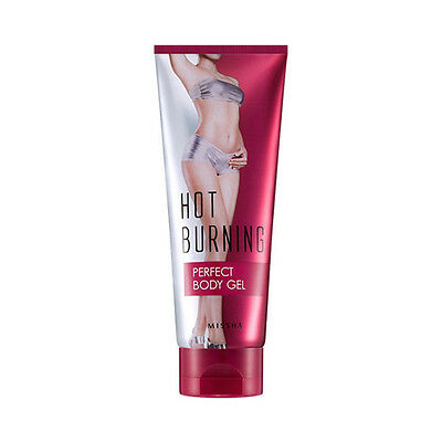[MISSHA] Hot Burning Perfect Body Gel - 200ml [RUBYRUBYSTORE]