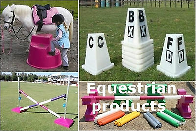 Dressage Marker Set (full size 90cm)  incl all letters + invisible ones NEW !!!!
