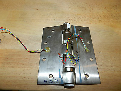 Stanley Power Transfer Hinge FBB199 Access Controls USED