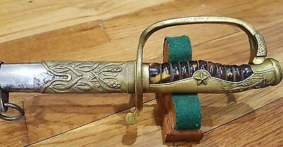 Rare Wwii Japanese Style Chinese General Sword/high Quality Sword
