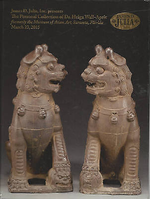 2015 Auction Catalog, Museum of Asian Art, Sarasota. 300 pages. China, Chinese