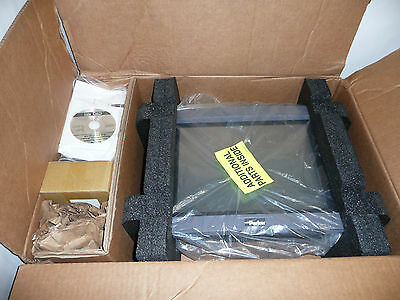 Parker PHM-15T-A1A3 HMI Touchscreen Industrial LCD Monitor Operator Interface