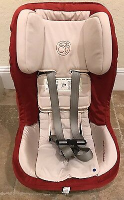 Orbit Baby G3 Toddler Car Seat Ruby Red Seat Covers Sold Out Fast Shipping