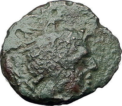 PERSEUS 179BC Macedonia King RARE R2 Authentic Ancient Greek Coin Eagle i61443