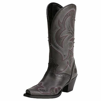ARIAT - Women's Spellbound Boots - Old West Black - ( 10014135 ) - 7B - Sample