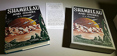 Shambleau and Others FIRST EDITION LIBRARY FEL SLIPCASE & CARD HC/DJ