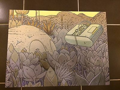 Moebius: offset Exposition Trans Forme