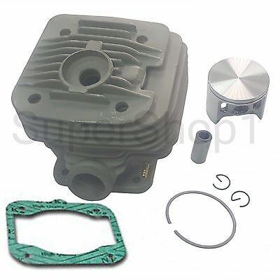 Cylinder Piston Kit + Gasket For Makita DPC7310 DPC7311 Concrete Cut off Nikasil