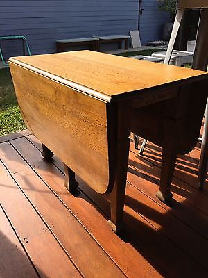 Antique Dropside Table