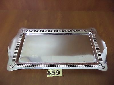 Good Quality S Ltd EPNS A1 Kingsway Vintage Silver Plated Sandwich Tray