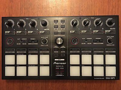Pioneer DJ DDJ SP1 MIDI Performance Controller for Serato DJ