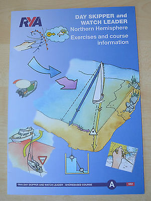 RYA Day Skipper Exercises and Answers (2015-6)