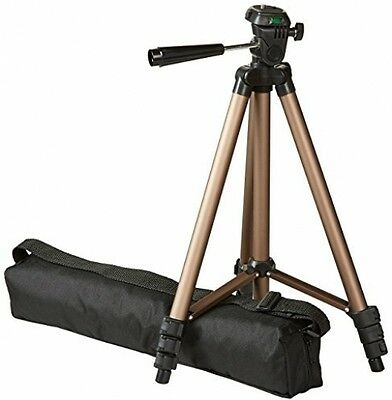 AmazonBasics 127cm (50') Lightweight Tripod With Bag