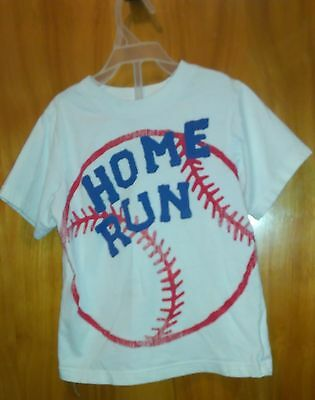 Boy's Size 4T shirt Home Run by Children's Place