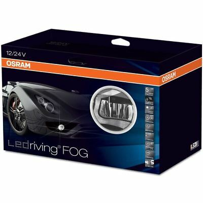 Osram LED LEDFOG101 12/24V LEDriving DRL Daytime Running Fog Lights Kit Twin