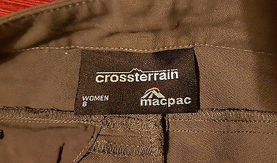 Macpac women's short pants shorts Brand NEW no tags, free postage in Australia
