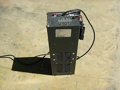 Battery Charger 24 Volt Forklift ,25 amps. 110 volts A/C