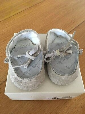 Baby Armani Shoes!!!!