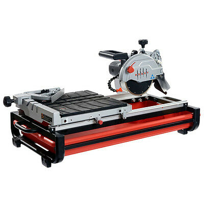"""7"""" The Beast Bench Top Wet Tile Saw OB Lackmond BEAST7"""