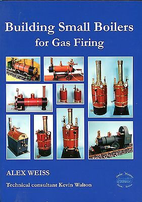 Building Small Boilers for Gas Firing by Alex Weiss