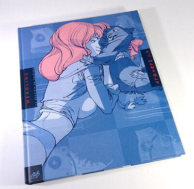 Drawers 2.0 - Claire Wendling - 2004 Edition Le Cycliste Album French Edition