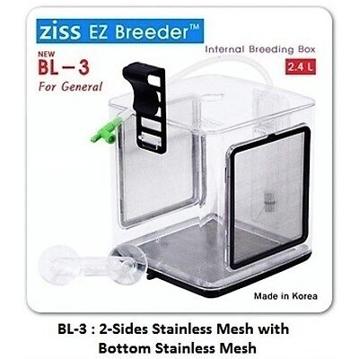 Ziss EZ Breeder BL-3 Internal Tank General Fish Breeding Box