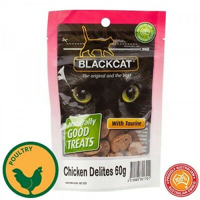 Blackcat  Chicken Delites - 60Gm X 6 - Buy And Save Now