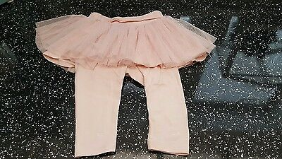 baby girl 6-9 months GAP TUTU trousers