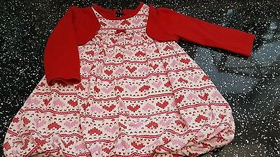 baby girl 6-9 months dress GEORGE
