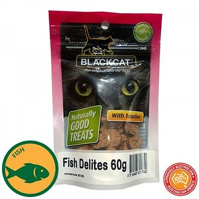 Blackcat  Fish Delites - 60Gm X 6 - Buy And Save Now