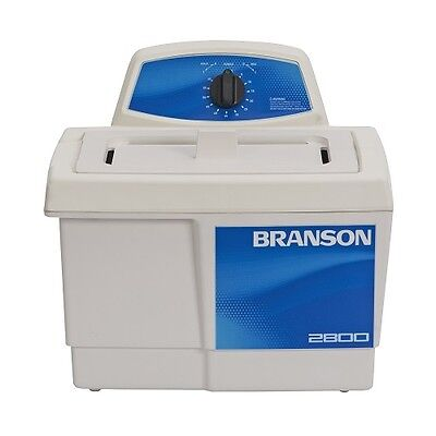 Branson M2800 0.75G Ultrasonic Cleaner w/ Mechanical Timer CPX-952-216R