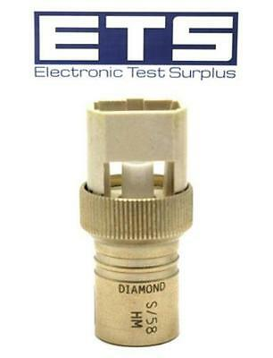 WG Diamond S/58 HM Fiber Optic SC Adapter