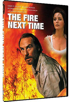 The Fire Next Time: Complete 1990s Craig T. Nelson Mini Series Box / DVD Set NEW