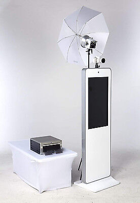 Premier Open Air Portable Photo Booth For Sale Brand New with Warranty