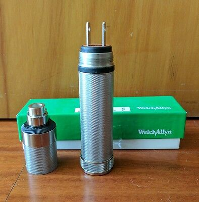 Welch Allyn Rechargeable Handle with Wall Plug