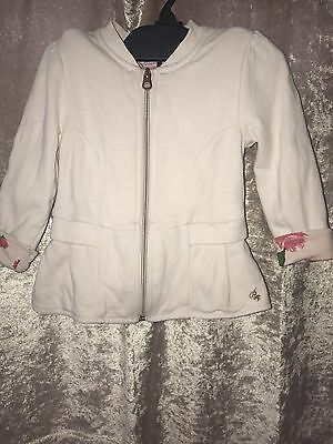 Baby Girls Ted Baker Jacket Coat 18-24 Months